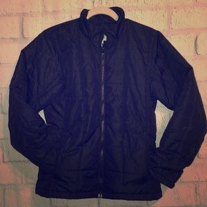 Columbia Black quilted jacket